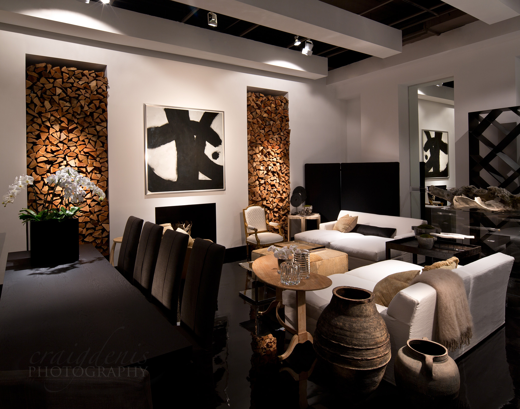 Advertising Photography For Michael Dawkins Home Nyc Showroom Craig Denis Professional